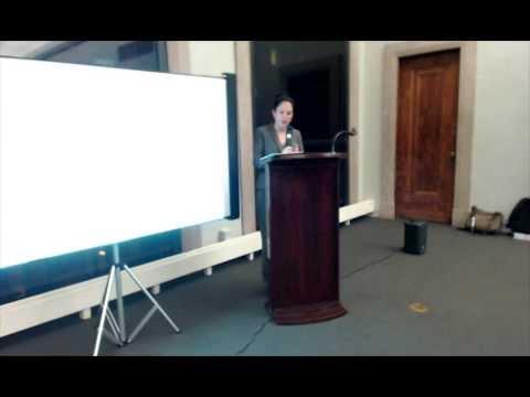 Chicago City Clerk Mendoza speaks at OpenGov Chicago