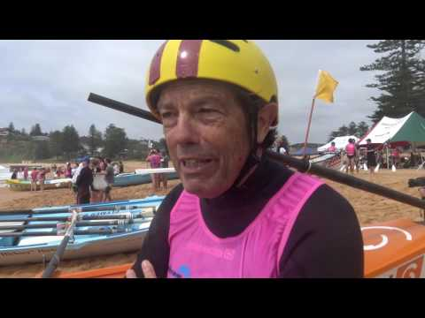 Newport Surf Boat Carnival Michael King - 4K