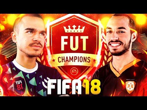 FIFA 18 FUT CHAMPIONS : MEIN HEFTIGSTES SPIEL !!