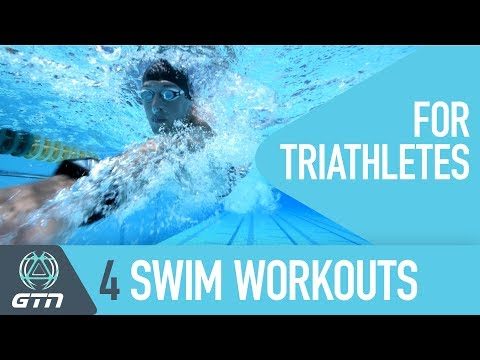 Bring Your Go swimming Workouts one stage further