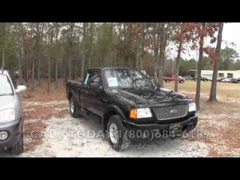 2002 Ford Ranger Edge Supercab Review Charleston Truck Videos For Ravenel You