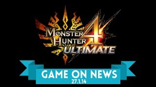 Monster Hunter 4 due 2015, PlanetSide 2 comes to PS4 and Minecraft hits 1 million PS3 sales