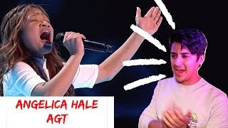 Angelica Hale America's Got Talent | Reaction