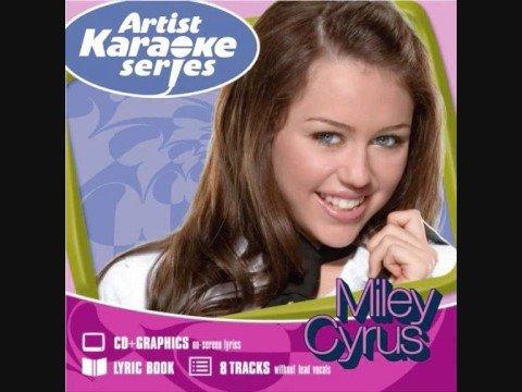 Miley Cyrus: Good and Broken OFFICIAL Karaoke