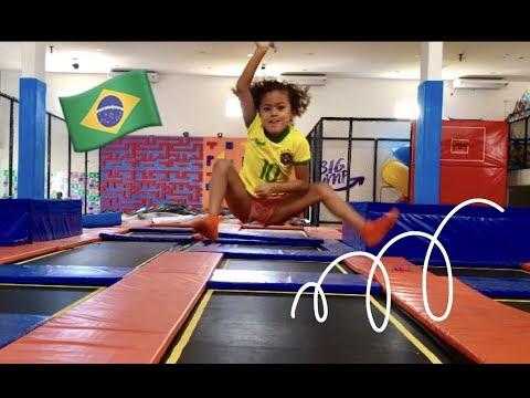 Building a Trampoline Park in Brazil – USA Family