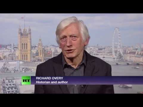 RE-RIGHTING HISTORY? Ft. Richard Overy, historian & author