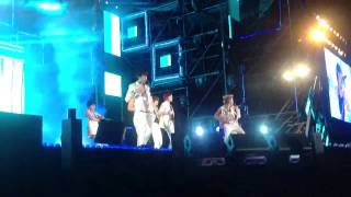 Download Lollipop cz and infinite hallyu dream concert 2012 MP3 song and Music Video