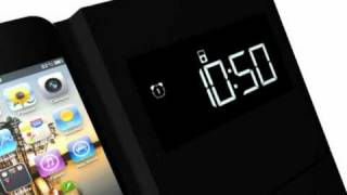 Kitsound Xdock Clock Radio Dock For Ipod/iphone 4/3gs/3g