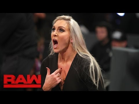 Charlotte Flair's public apology to Ric Flair: Raw, Dec. 5, 2016