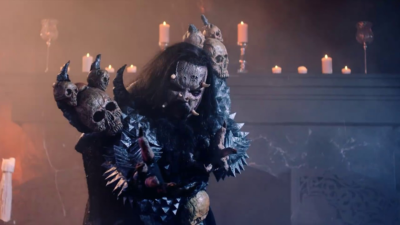 LORDI Naked In My Cellar Explicit Version 2018 ⁄⁄ Official Music Video ⁄⁄ AFM Records - YouTube