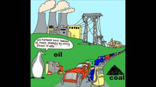 Advantages of Fossil Fuels STEM video project
