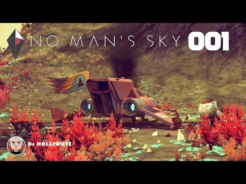 No Man's Sky #001 - Rasamama S36 fit machen und ab [PC][HD] | Let's Play No Man's Sky