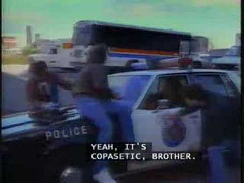Police Academy 3 Deleted : Car Wash
