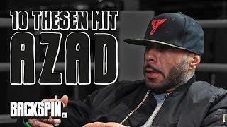 Realster Rapper Deutschlands? Wird das Comeback klappen?  – 10 Thesen mit Azad
