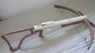 Crossbow de PVC (Tutorial)