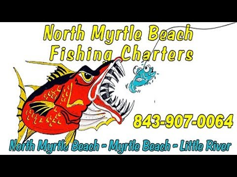 The Best Inshore Fishing In Myrtle Beach SC | North Myrtle Beach Fishing Charters