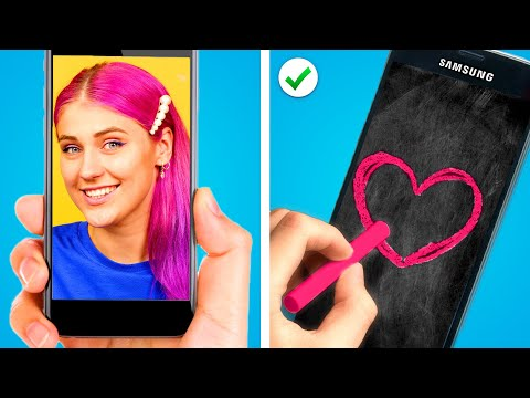 FUNNY SCHOOL LIFE! 9 DIY School Hacks || Tips and Tricks & Funny Situations By Crafty Panda