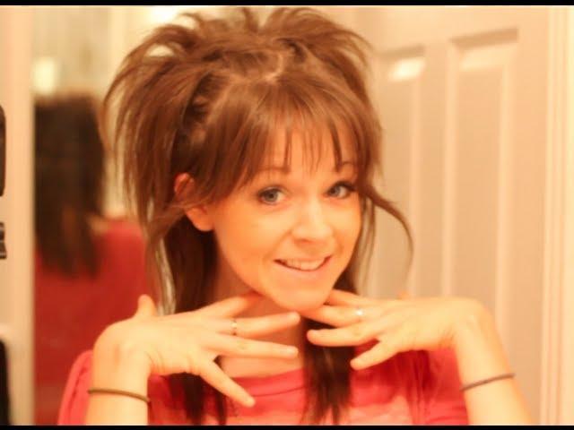 Hair Tutorial — Lindsey Stirling