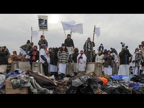 Thousands to continue #NoDAPL protest despite Army Corps cease-and-desist