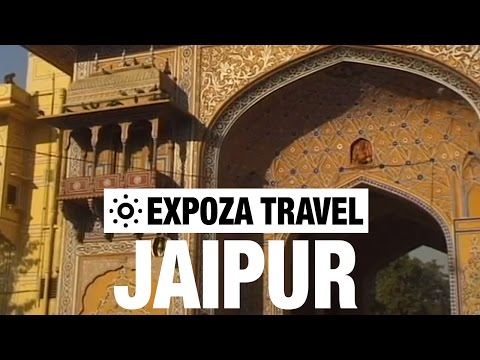 Jaipur (India) Vacation Travel Video Guide