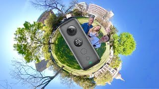The Insta360 ONE X is AWESOME!