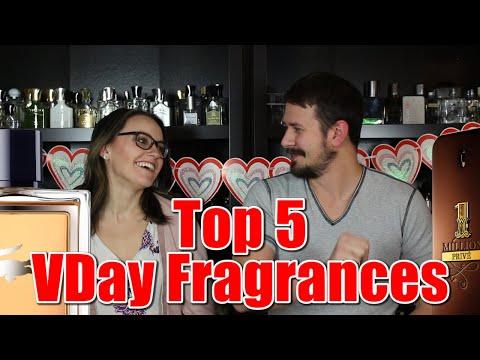Men's Fragrances for Valentine's Day best