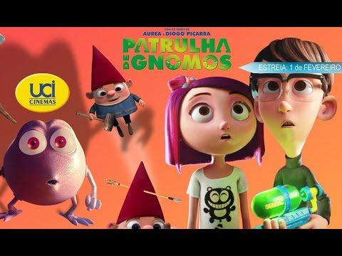 Patrulha de Gnomos - Trailer Oficial UCI Cinemas streaming vf