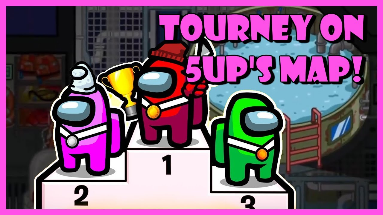 5up's Map: Tournament and Tasks Revealed?! (What to Expect)