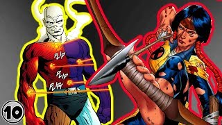 Top 10 Superheroes With Powers No One Understands - Part 5