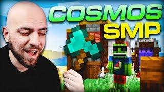Η ΝΕΑ ΜΟΥ ΖΩΗ ΣΤΟ MINECRAFT! - Cosmos SMP