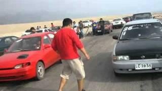Nissan v16 vs Hyundai Accent ..Felix..Carlos..