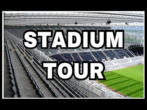 St. James' Park stadium tour