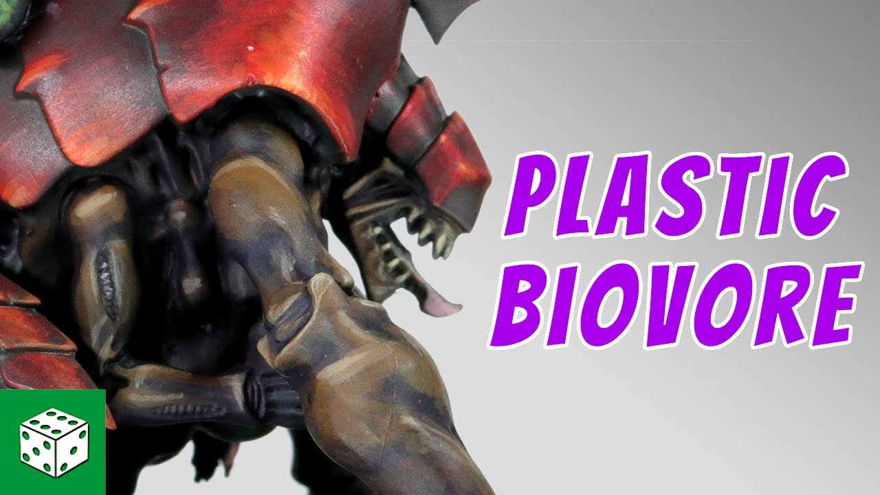 Download Kitbashing A Plastic Biovore