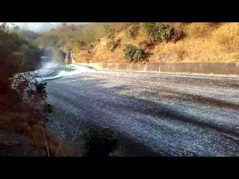 Sardar sarovar dam (Narmada River) main canal