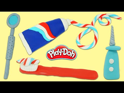 how-to-make-pretend-play-doh-toy-doctor-dentist-tools-|-fun-&-easy-diy-play-dough-arts-and-crafts!