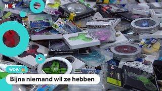 Speelgoedbedrijf geeft een miljoen (!) fidgetspinners weg