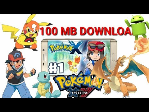 [ 100 MB ] How To Download Pokemon xy For Android || 100% Working