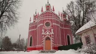 Храм в с Красное Старицкого района Тверской области