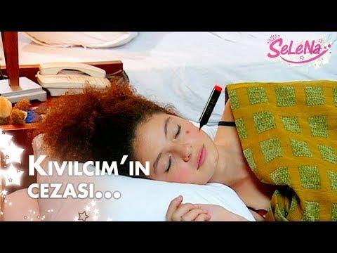 Selena, Kıvılcım'ın yüzünü boyuyor!