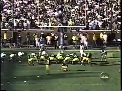 1997 Michigan vs. Notre Dame