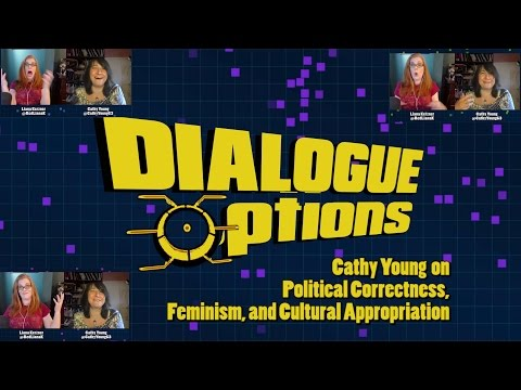 Dialogue Options With Cathy Young (@CathyYoung63) Part 1
