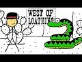 Running into the den of Snakes, Funny Game - West Of Loathing Gameplay | Part 1