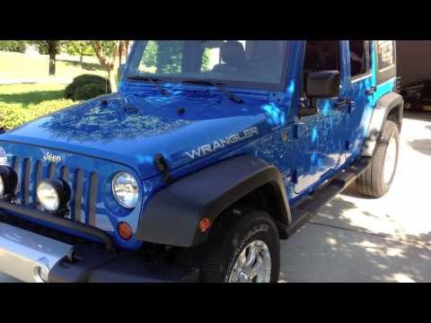 How to Upgrade the Lousy Jeep Horn 2007-2013 Jeep Wranglers