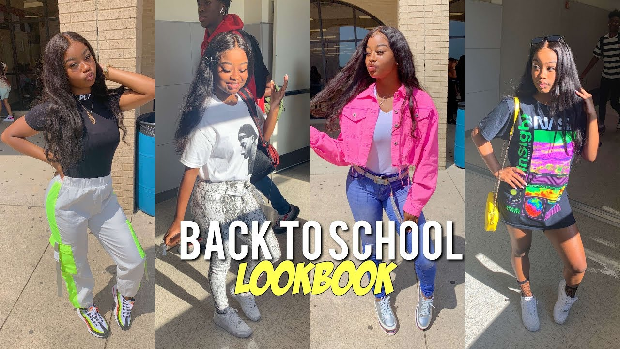 [VIDEO] - BACK TO SCHOOL OUTFIT IDEAS!! 1
