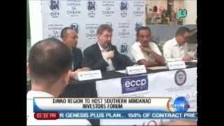 NewsLife: Davao region to host Southern Mindanao Investors Forum || Apr. 21,