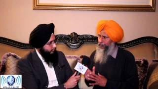 Sukhdev Singh (Ajj Di Awaz Radio) congratulating S.A.D.A Canada On the Revival of the Party