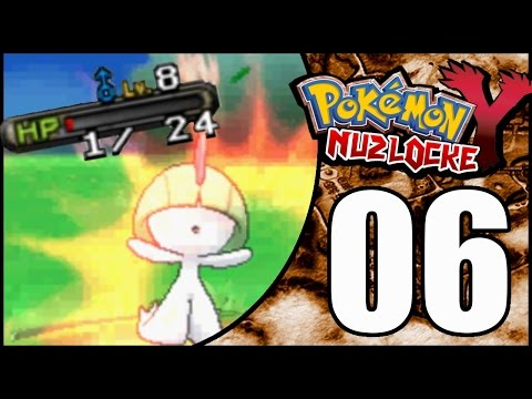 HANGING ON BY A THREAD | Pokemon Y Nuzlocke #6