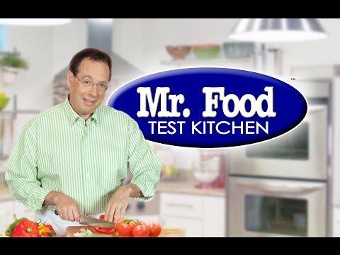 Meet the Mr. Food Test Kitchen