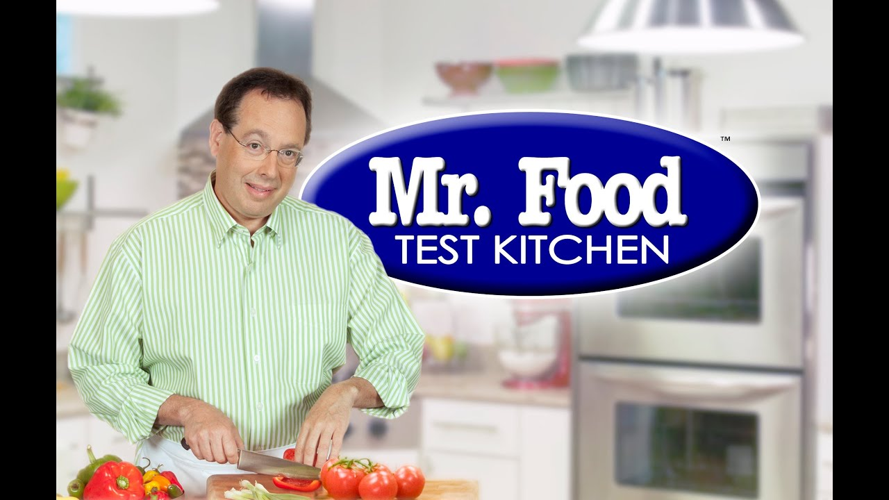 Meet The Mr. Food Test Kitchen