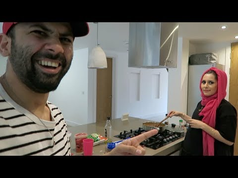 I CAN'T Believe Dina Cooked!!